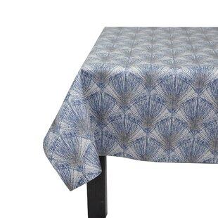 160 Cm W X 160 Cm D Square Wipe-clean Tablecloth By Fleur De Soleil