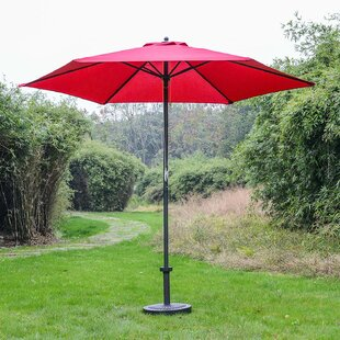Ronan 2.9m Traditional Parasol By Freeport Park