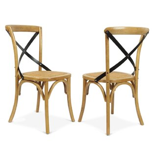 Dining Chair (Set of 2) by Adeco Trading