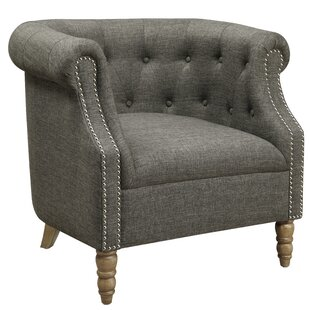 Darby Home Co Linzy Barrel Chair