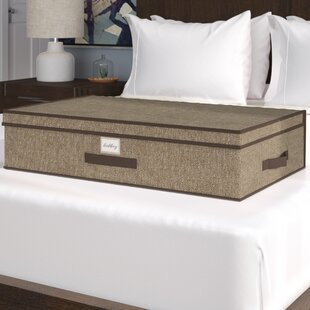 Rebrilliant Faux Jute Underbed Storage