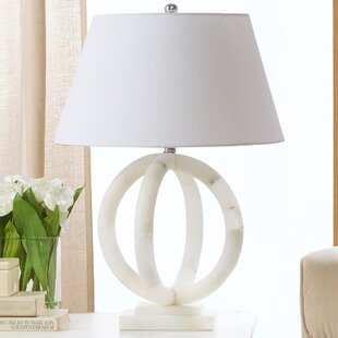 Alabaster 26 Table Lamp