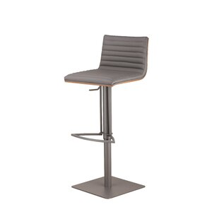 Café Adjustable Height Swivel Bar Stool