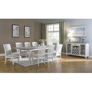 Thorsby 9 Piece Extendable Dining Set