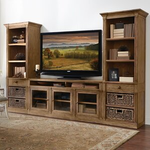 Harrold Entertainment Center by Darby Home Co