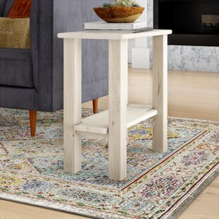 Abella Chairside Table by Loon..