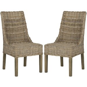 Tillie Arm Chair (Set of 2) by Laurel Foundry Modern Farmhouse