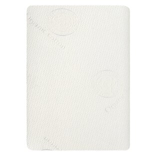 Organic Cotton Mini Crib Mattress Protector