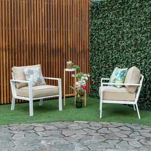 Mccauley Outdoor Seating Group with Cushions by Bayou Breeze