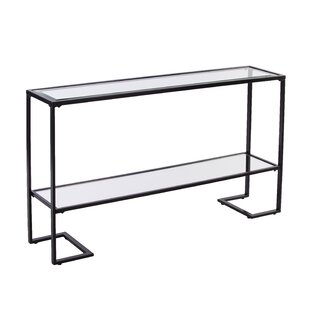 Black modern sofa table Concepts Northfield Search Results For Allmodern Modern Contemporary Black Lacquer Console Tables Allmodern