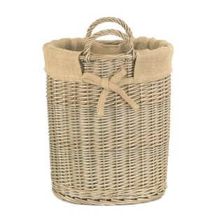 Gina Log Carrier By Union Rustic