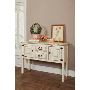 Hirth Wooden 2 Door Accent Cabinet by August Grove