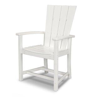 POLYWOOD® Quattro Plastic Adirondack Chair