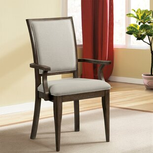 Hammond Upholstered Dining Chair (Set of 2) Gracie Oaks