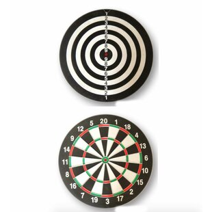 2 Sided Dart Game (Set of 6) By Creative Motion