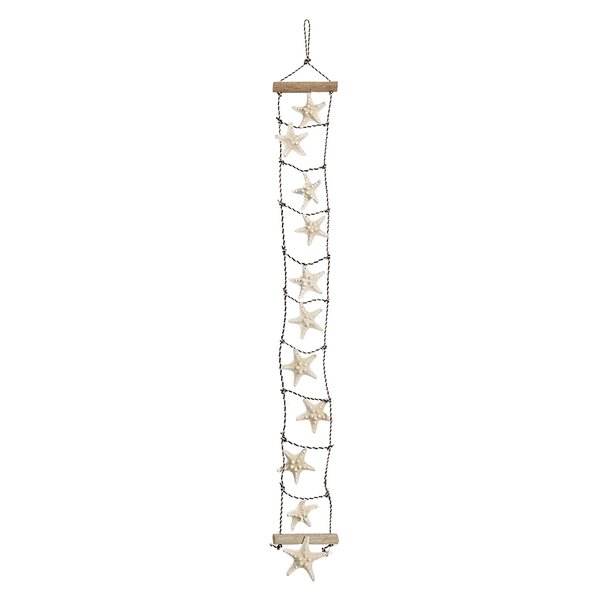Rosecliff Heights 0 3 Knobby Starfish And Square Rope Ladders Garland Wayfair