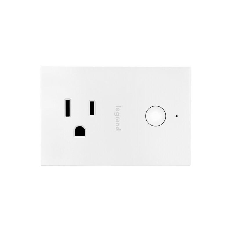 Legrand Single Pole Push Button Light Switch Reviews Wayfair