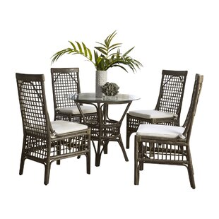 Millbrook 5 Piece Dining Set Panama Jack Sunroom