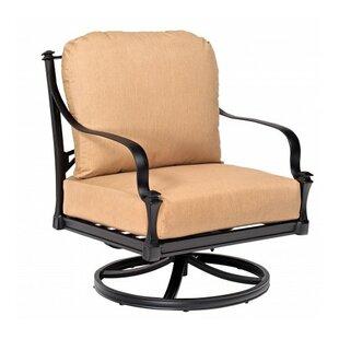 Woodard Isla Rocking Patio Chair with Cus..