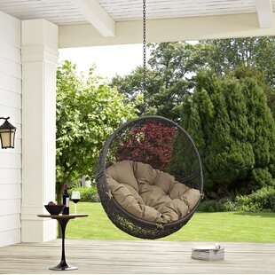 Harrisonville Swing Chair by Bungalow Rose