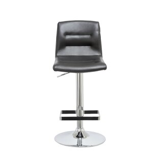 Top Reviews Knighten Adjustable Height Swivel Bar Stool by Orren Ellis Reviews (2019) & Buyer's Guide