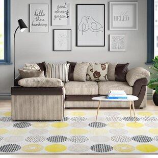 Deandra Corner Sofa By Zipcode Design