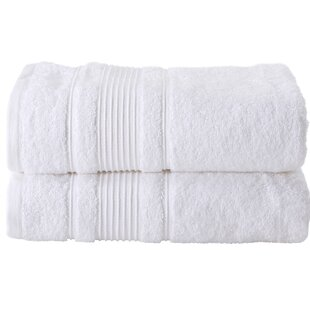 Mablethorpe Turkish Cotton Bath Towel (Set of 2)