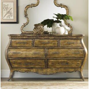 Hooker Furniture Sanctuary 7 Drawer Dresser