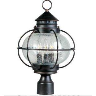 Hastings 3-Light Outdoor Lantern Head By Birch Lane™ Heritage