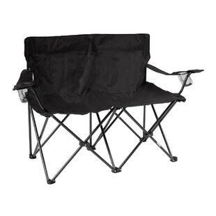 Loveseat Folding Camping Bench