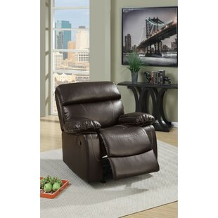 Horan Manual Rocker Recliner
