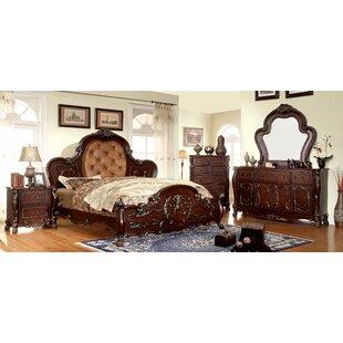 Lancaster Upholstered Platform Bed by Hokku Designs