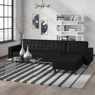 Comparison Rosina Sleeper Reversible Sleeper Sectional by Zipcode Design Reviews (2019) & Buyer's Guide