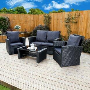 garden sofa sets wayfair co uk