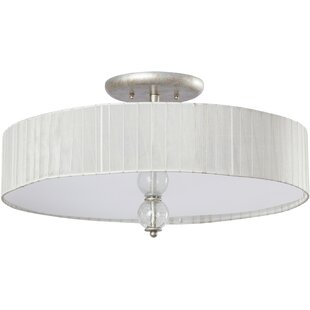 Great choice Helena 5-Light Semi Flush Mount By Willa Arlo Interiors