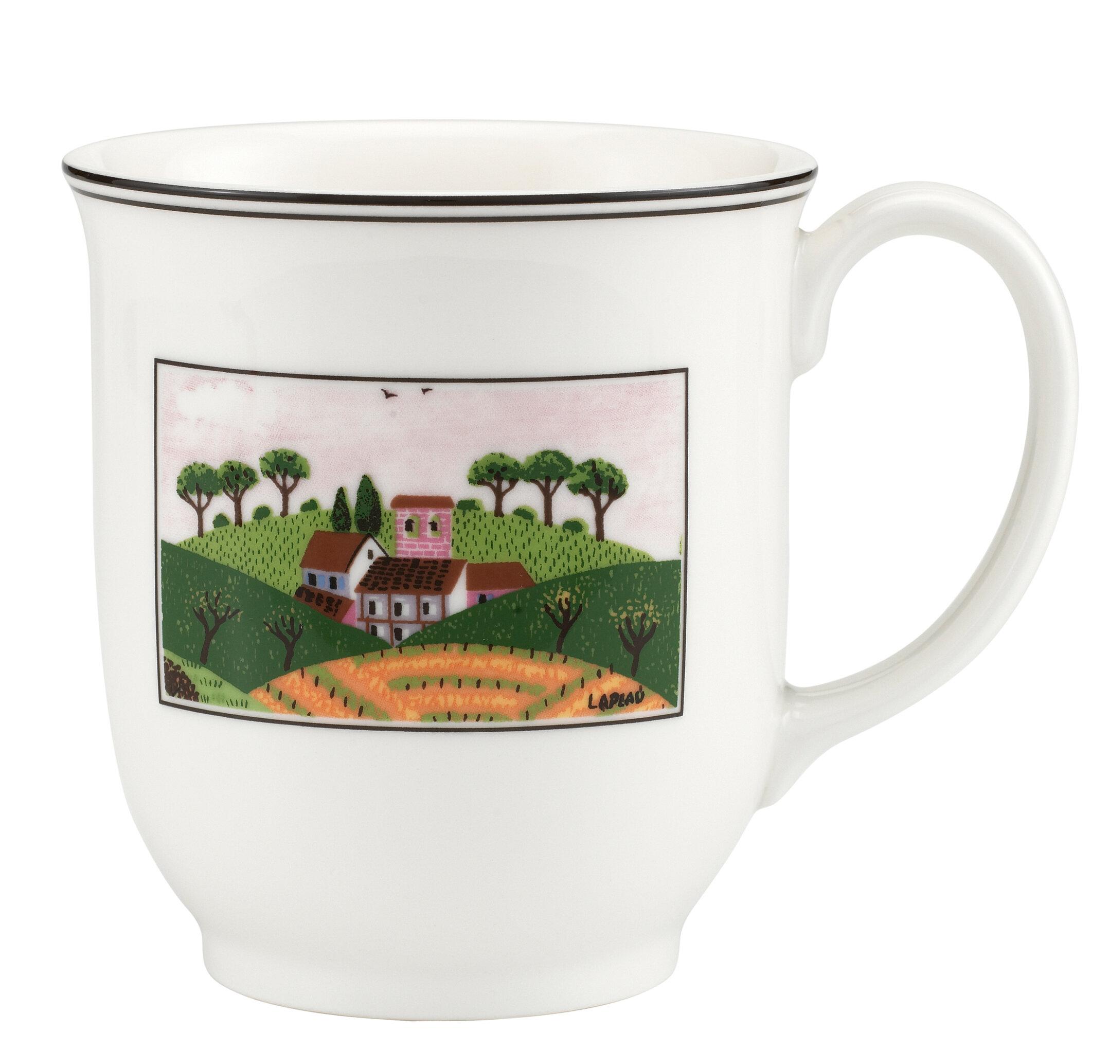 Villeroy Boch Design Naif 14 Oz Charm And Breakfast Mug Reviews Wayfair