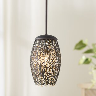 Affordable Chester 1-Light Cone Pendant By House of Hampton