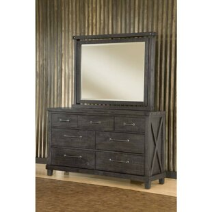Kenneth 7 Drawer Double Dresser