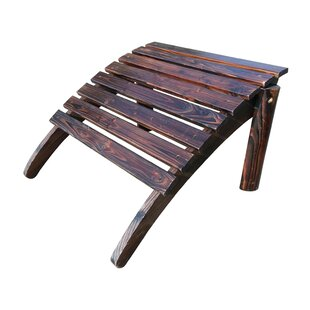 Leigh Country Char-Log Adirondack Ottoman