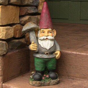 Cubelli Garden Gnome Statue