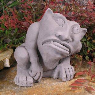 Standing Garden Gargoyle Statue