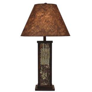 Millwood Pines Samson Poplar Bark with Wood Accent 30