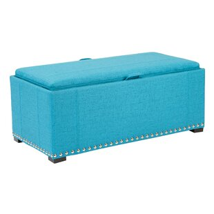 Shop For Florence Upholstered Storage Bench ByAve Six
