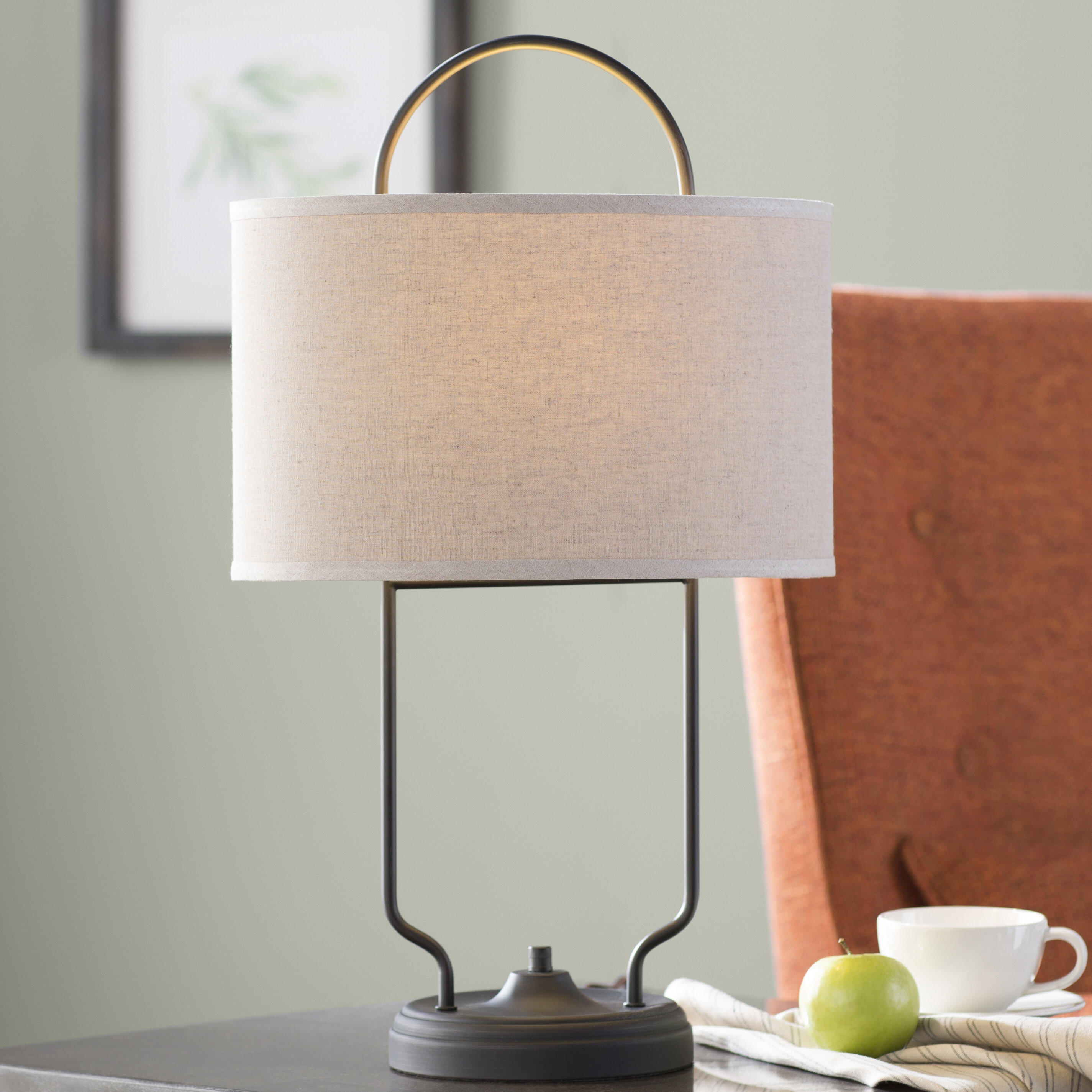 Laurel foundry modern farmhouse cecil 25 5 table lamp reviews wayfair