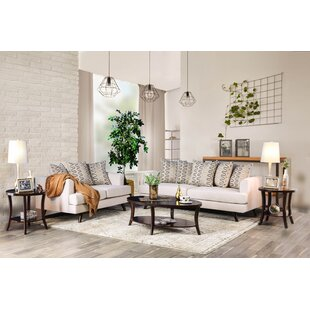Everly Quinn Landover Configurable Living Room Set