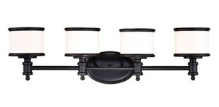 Reviews Midvale 4-Light Vanity Light By Andover Mills