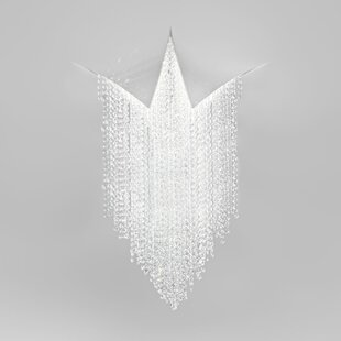 Fonte Di Luce 1-Light LED Semi Flush Mount by Kolarz