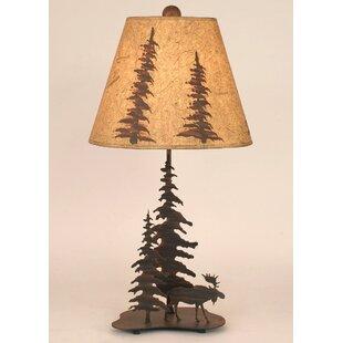 Loon Peak Graciela Moose and Feather Tree 25.5