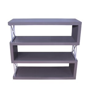 Normandie Standard Bookcase by Brayden Studio 2019 Online