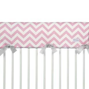 Best Choices Bullington Long Crib Rail Guard Cover ByZoomie Kids